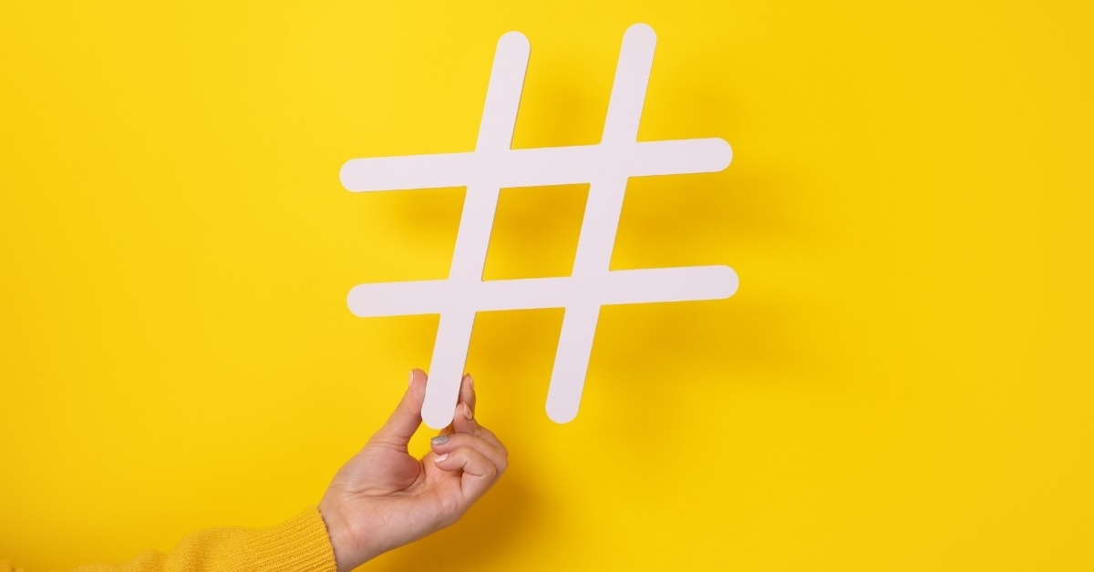 Use The Hashtag Effect