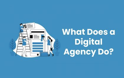 What Does a Digital Agency Do?